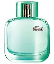 NEW LACOSTE Eau De Lacoste Pour Elle L.12.12 Natural EDT 50ml BOXED & SEALED