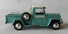 IXO - JEEP IKA WILLYS BAQUEANO 1/43 PICK-Up, DIECAST, METAL, RARE, NEW IN BOX.!