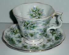 Royal Albert Nell Gwynne Series LAMBETH Cup and Saucer Set