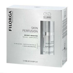 Fillmed Filorga Skin Perfusion Bright Booster Serum 3 x 10ml