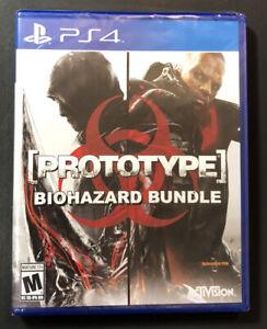Prototype Biohazard Bundle [ 2 Games in 1 Pack ] (PS4) NEW