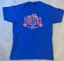 Chicago Cubs Foo Fighters 2015 Wrigley Field Concert Sold Out T Shirt Sz Medium