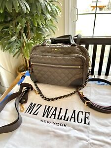 MZ Wallace CROSBY magnet purse
