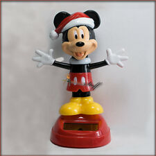 DISNEY MICKEY MOUSE SOLAR POWERED BOBBLE HEADS. FREE Shipping
