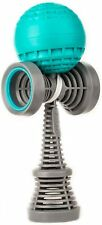 Catchy Air Kendama Teal and Gray From The YOYOFACTORY Grey Aqua