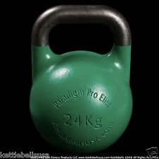 24 kg-53 lb Paradigm Pro ELITE Precision Competition Kettlebell *FREE SHIPPING*