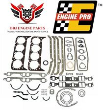 Chevy Chevrolet 283 307 327 350 Sbc 1959 – 1985 Engine Pro Overhaul Gasket Set