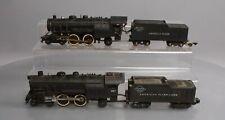 American Flyer S Gauge Postwar Steam Locomotives & Tedners: 307, 300AC [2]
