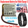 New Replacement Battery 60mAh for Fitbit Charge 2 Smart Fitness Watch