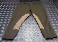 Genuine British Army Household Cavalry No2 Dress Breeches / Jodhpurs - All Sizes
