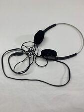 OEM ORIGINAL Sony MDR-006 On-Ear Metal Headband Walkman Headphones Adjustable
