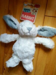 Good Boy - Pawsley & Co - Soft Plush Rabbit - Puppy / Dog Toy - New