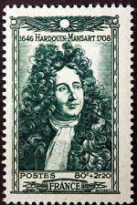 FRANCE CÉLÉBRITÉS MANSART JULES HARDOUIN   TIMBRE NEUF N° 613  **  MNH 1944  B4