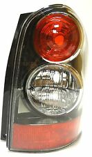 Mazda MPV MK II 2004-2008 MPV Tail Rear Right Stop Signal Lights Lamp RH black