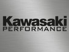 Kawasaki Performance Vinyl Decals Stickers Race Helmet Tank Fairing Stack ninja