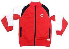 Cincinnati Reds Official MLB Baseball Track Running Jacket Youth Size Medium