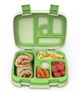Bentgo Lunchbox Green Bento Lunch Box School