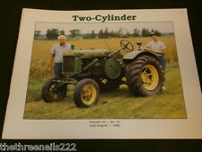 Two-cylinder - Julio 1993-Vol 6 # 4-Gp Standard Xo Tractor