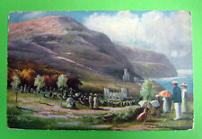 Raphael Tuck & Sons Collectable Welsh Postcards