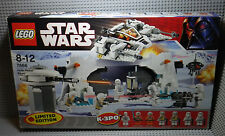 LEGO Star Wars - Set 7666 Hoth Rebel Base - Limited Edition - 2007