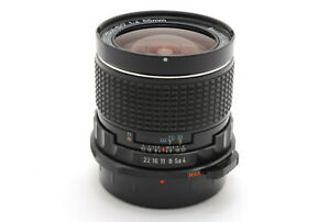 【MINT】PENTAX SMC 6x7 55mm f/4 Lens For 6x7 67 67II From JAPAN