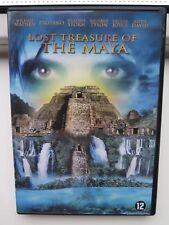 Lost Treasure Of The Maya - DVD - nieuw