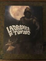Grave Robbers Aka Ladrones De Tumbas Blu Ray Limited Slipcover Vinegar Syndrome