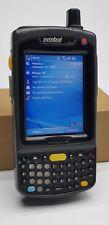 Symbol Motorola MC70 MC7095-PKEDJQHA8WR Handheld Mobile Barcode Scanner-PDA