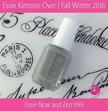 Essie Now and Zen 999 Fall Winter 2016 Full-size 13.5ml (Free Intl Ship)