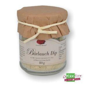 """(65.63 EUR/kg)  Gourmet Berner  Dip Spezialität """"Bärlauch Dip"""", 80g"""