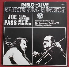 JOE PASS   NIELS HENNING ORSTED PEDERSEN  LP ORIG US  NORTHSEA  NIGHTS