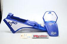 1998 Yamaha PW80 Plastic Fender Parts
