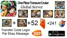 [OPTC] Compte Global One Piece Treasure Cruise – ANDROID + Arlong Crew