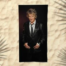 Rod Stewart Towel Beach NEW Summer Bath Pool Gym Love Is Have I Told You Lately