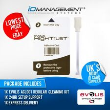Evolis Regular Cleaning Kit for Zenius Printer • Free UK Delivery