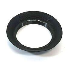 Generic 55 mm Wideangle Camera Lens Hood Rubber 656AA