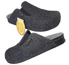 Dr.Feet Hausschuhe Herren Pantoffeln Puschen leichte Pantoletten 40-47 Schlupfer