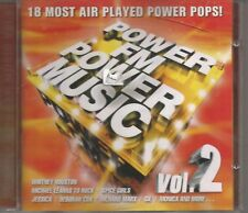 RARE BMG KOREA CD POWER FM MUSIC SPICE GIRLS IGGY POP COLIN BLUNSTONE RADIOHEAD