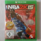 XBOX One - Microsoft ► NBA 2K15 ◄ 2015   dt. Version   TOP Zustand