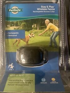 Brand New PetSafe PIF00-14288 Stay and Play Wireless Collar for Dogs 5+ Pounds