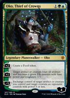 Oko Thief of Crowns Magic Throne of Eldraine ELD MTG NM FREE SHIPPING