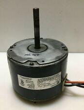 Emerson K55HXDFM-6844 Condenser Fan Motor Lennox 68J9701 1/6 HP used #MC417