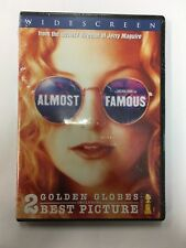 Almost Famous Dvd Brand New Widescreen (Brand New)