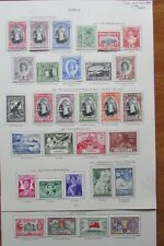 XL5366:  Tonga – Mint Stamp Collection (1938 - 1951)