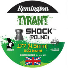 Tyrant shock 2 tins 1000 177  pellets