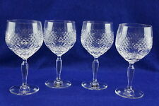 """Mikasa Autumn Vale (4) Water Goblets, 7 1/8""""-New in Box"""