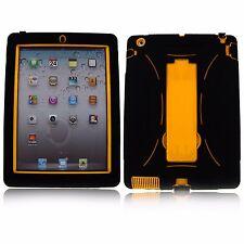 For Apple iPad 2 3 4 Mini Air Case Rugged Defender Hybrid Shockproof Hard Case