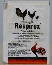 RESPIREX 10 gram WATER SOLUBLE/ Rapid treatment of respiratory diseases