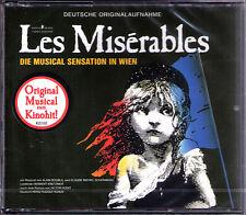 LES MISÉRABLES Deutsche Originalaufnahme 2CD Les Miserables German Version NEU