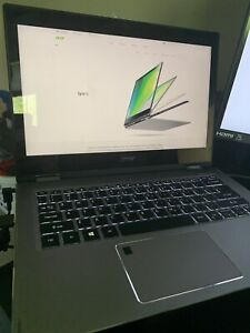 "Acer Spin 5 13"" Laptop Intel i5-8250U CPU 8GB RAM 256GB SSD"